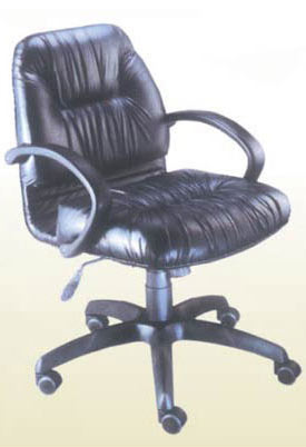 AIS 9005 Medium Back Combination Chair
