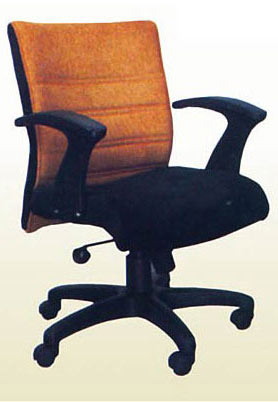 AIS 9008 Medium Back Combination Chair