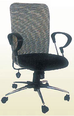 AIS 9020 MEDIUM BACK OFFICE CHAIR