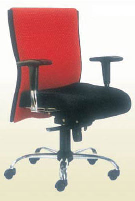 AIS 9038 MEDIUM BACK OFFICE CHAIR