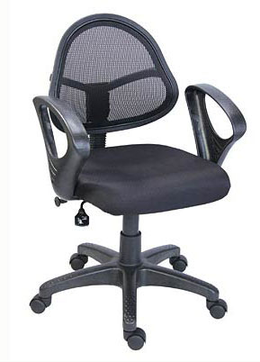 BLACKCAT LOW BACK OFFICE CHAIR