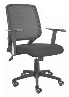 BULL LOW BACK OFFICE CHAIR
