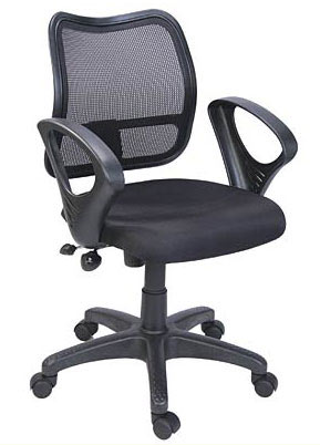 DESK LOW BACK OFFICE CHAIR